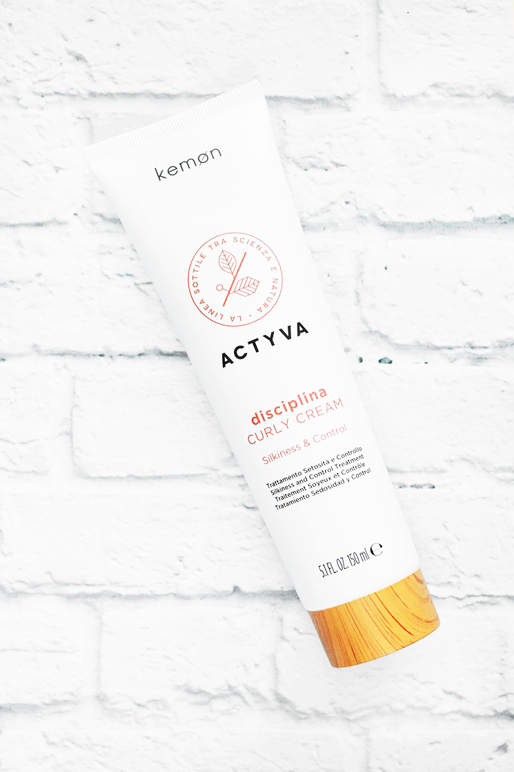 Kemon Actyva Disciplina Curly Cream