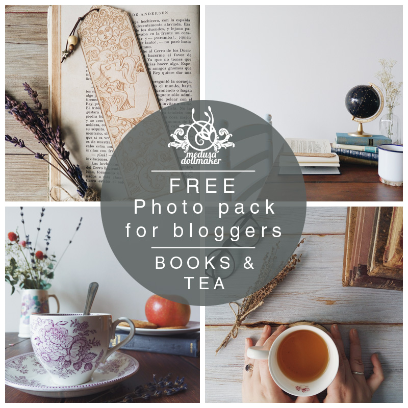 Free photo packs for bloggers and writers - Freebies