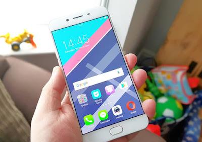 Review OPPO R9S: Smartphone Dengan Fingerprint Terbaik?