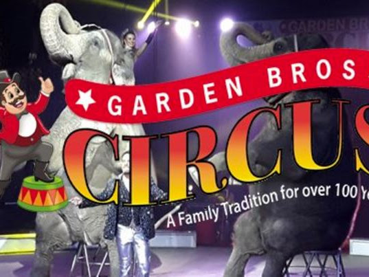 Come one, come all to the Garden Bros Circus at Bojangles' Coliseum in Charlotte, Oct. 22 & 23