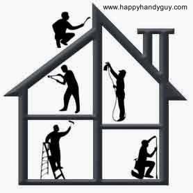 Ilustración que recuerda las tareas de mantenimiento de una vivienda