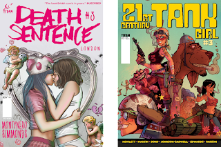 Death Sentence and Tank Girl