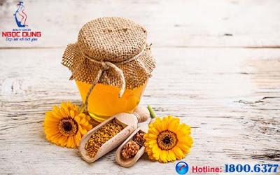 Mật ong có tác dụng làm đẹp môi
