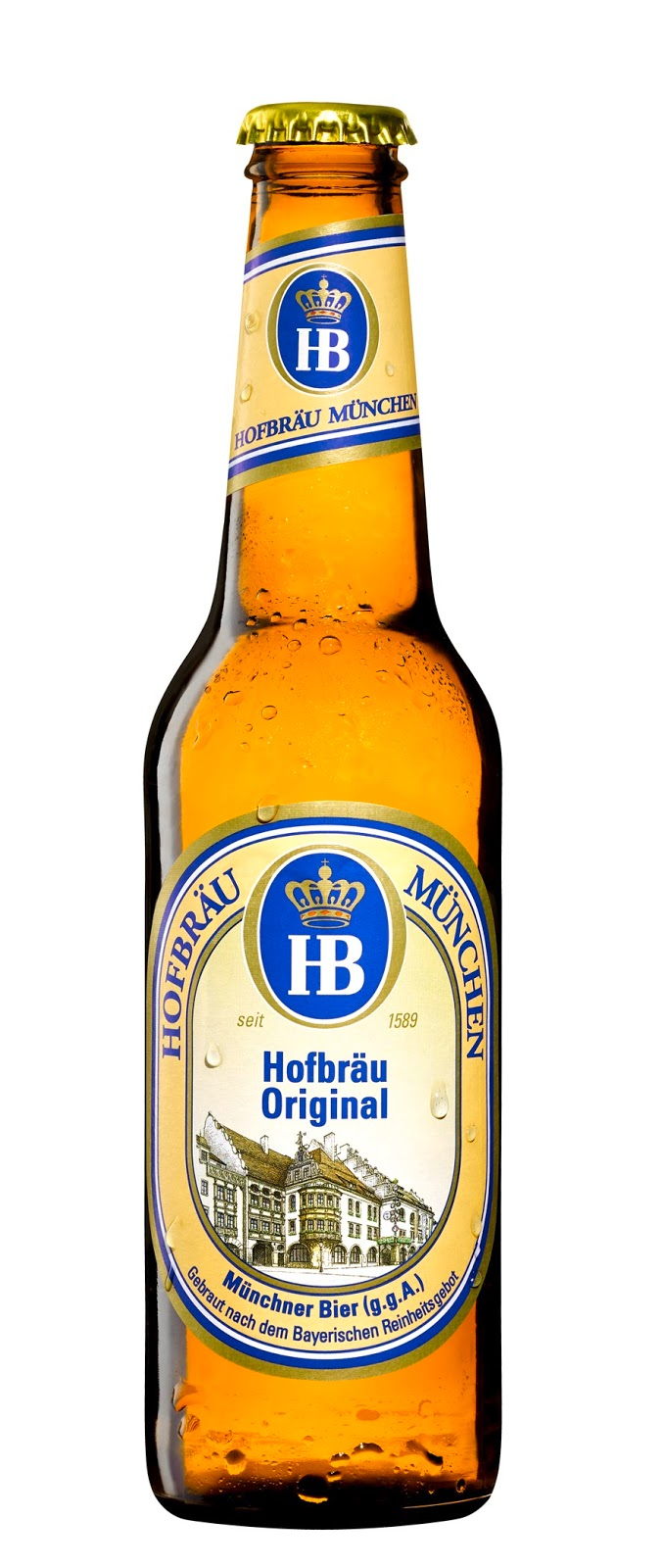 Hofbraeu Original 330ml ew