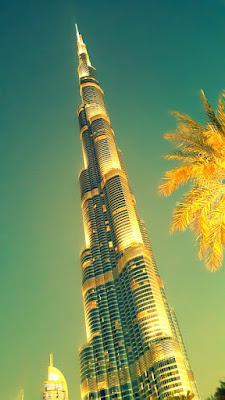 awesome Facts About Burj Khalifa