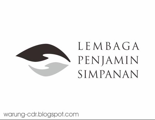free download logo lembaga penjamin simpanan lps vector