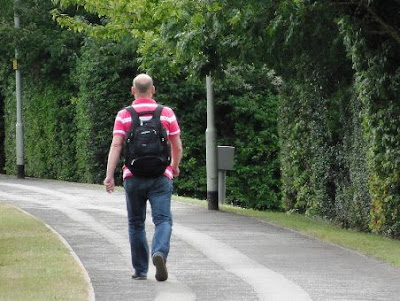 The benefits of walking for health