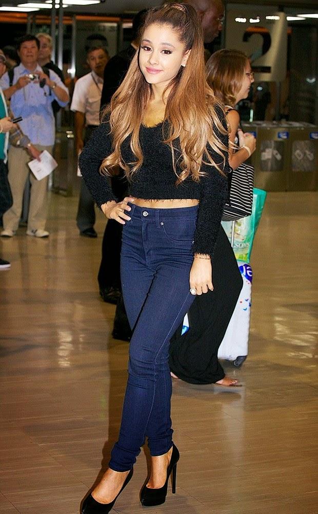 Aos 21 anos, Ariana Grande ganhou fama com os hits Problem e Bang Bang e a atitude difícil de diva