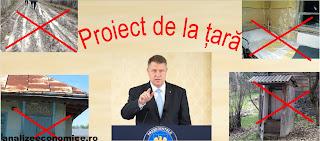 Proiectul de țară a lui Iohannis