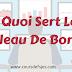 A Quoi Sert Le Tableau De Bord ?