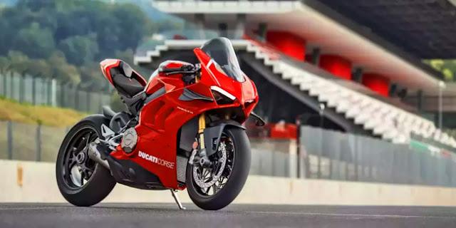 Motor Ducati Panigale V4R, Mirip Motor MotoGP
