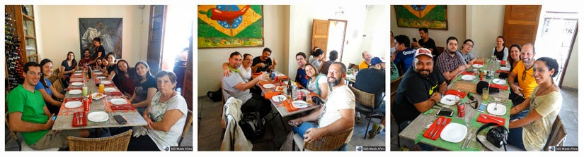 Restaurante dedo de Moça São João del rei MG
