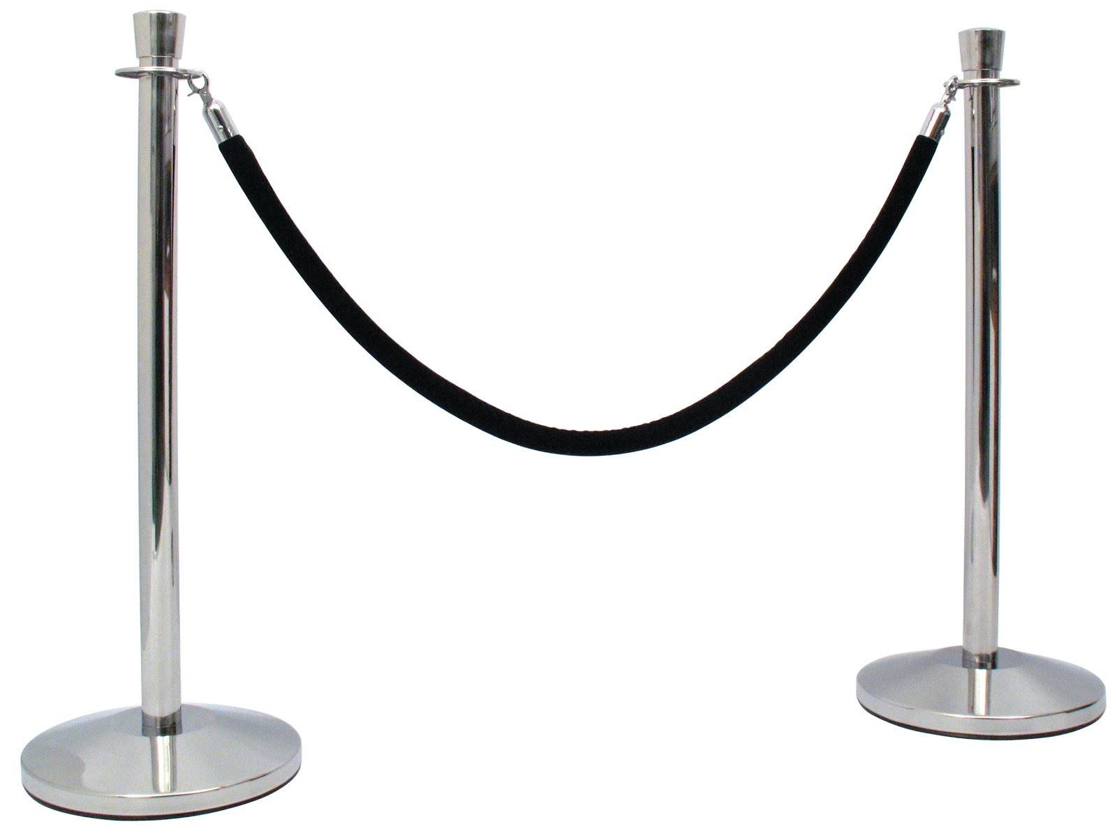 Barrier Zipper Galleries: Barrier Rope