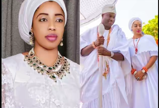 REVEALED: This Is The Real Reason Why Olori Wuraola Moved Out Of Ooni's Palace