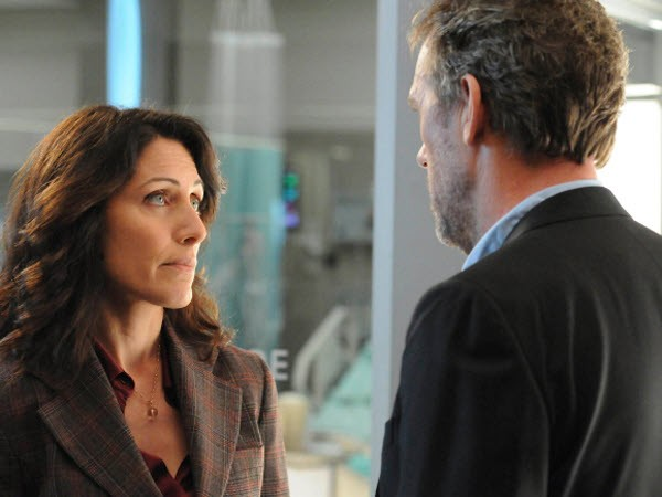 House M.D. - Season 7 Episode 16: Out of the Chute