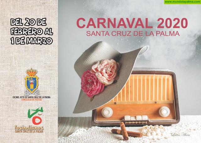 Programa del Carnaval 2020 de Santa Cruz de La Palma - Programa Indianos 2020