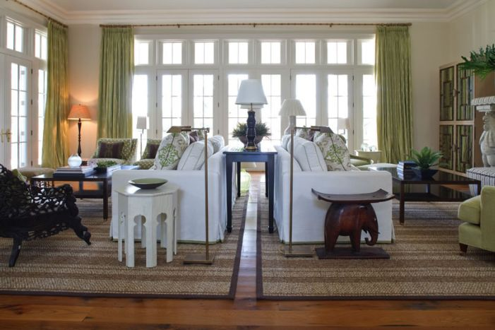 information about home design: SOUTHERN COMFORT WITH MRS ...