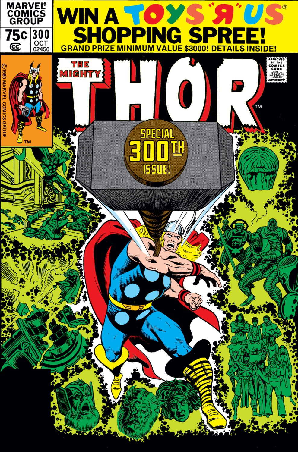 Thor (1966) 300 Page 1