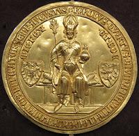 Sello de la Bula de Oro de 1356
