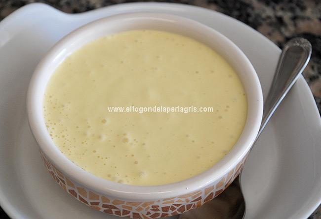 Receta de Mayonesa casera, mahonesa o salsa mayonesa