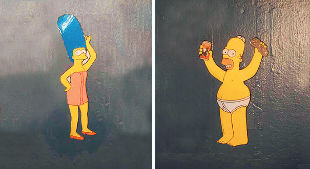 20+ Of The Most Creative Bathroom Signs Ever - Margie Vs. Homer