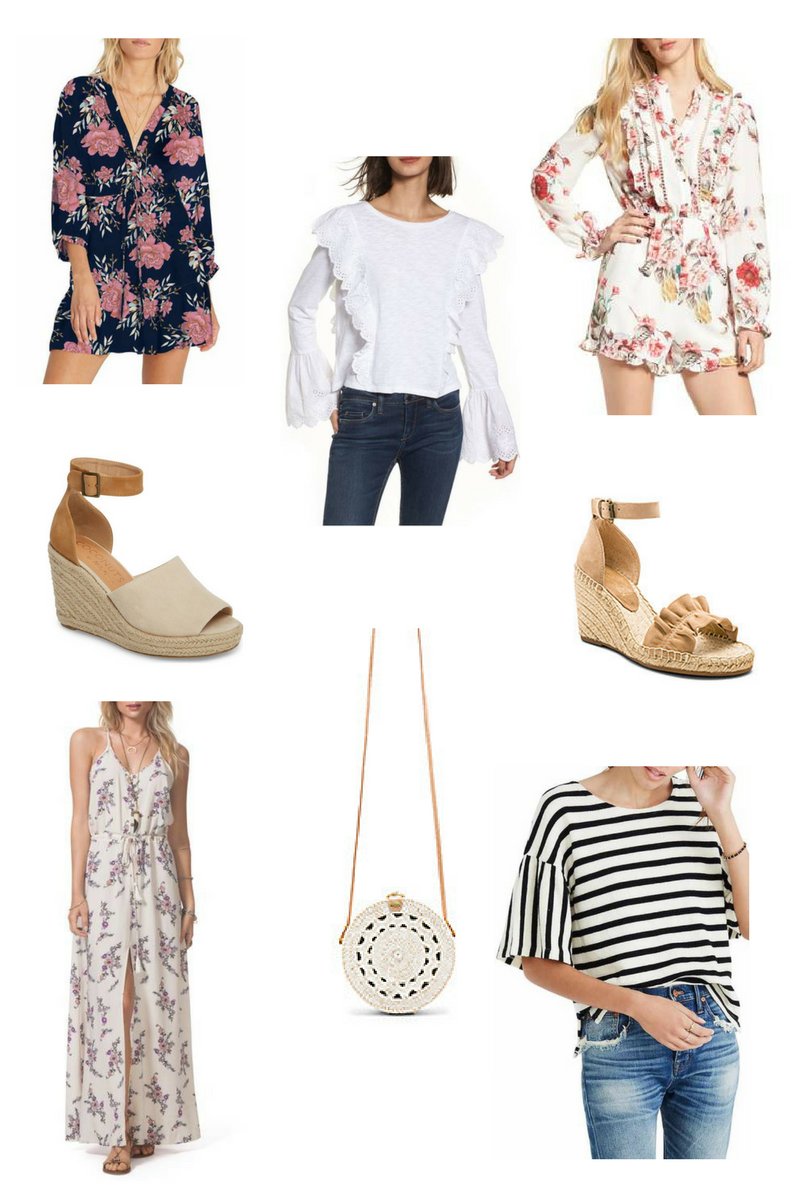 easter dresses, spring clothes, womens sandals, affordable clothing