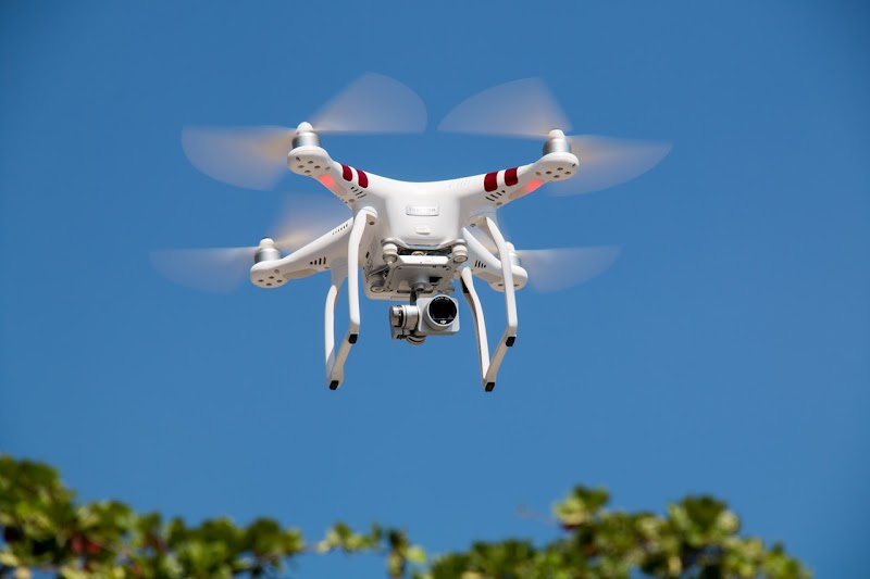 Drones an indispensable tool for professionals from different sectors