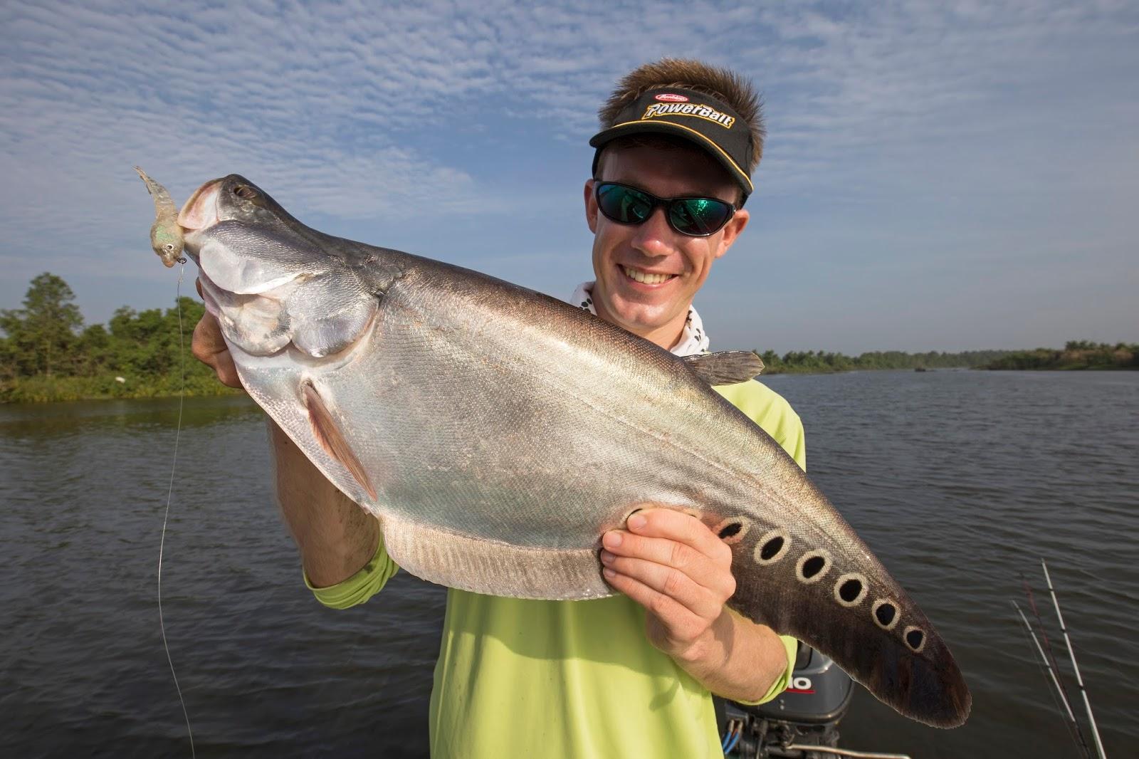 Sam edmonds fishing blog sri lanka part two fishing lake for Sri lanka fishing