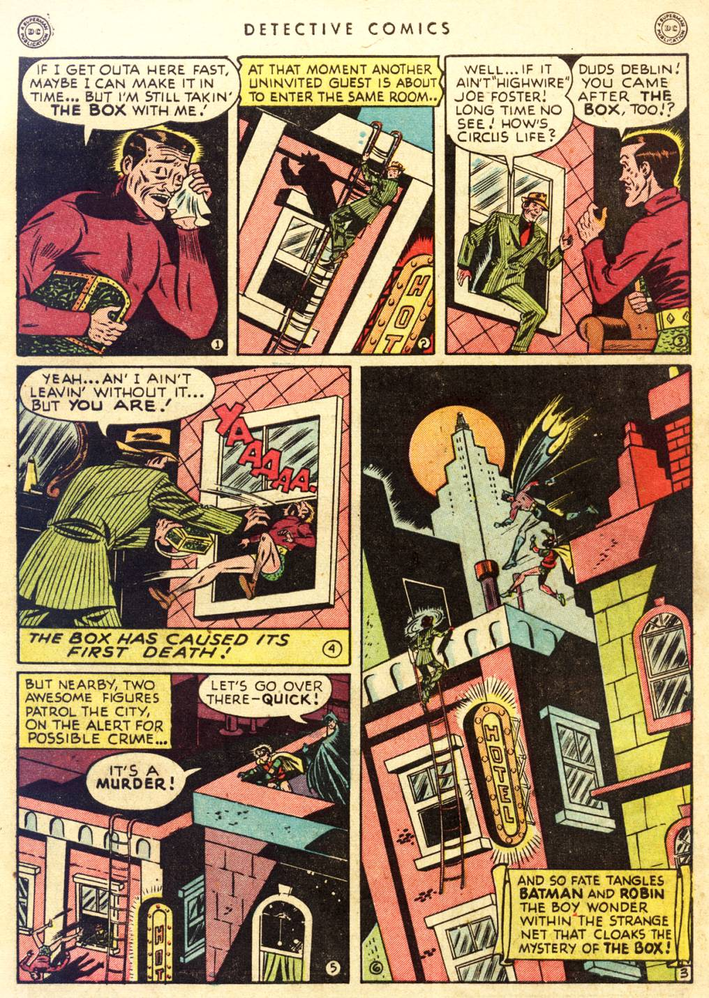 Detective Comics (1937) 130 Page 4