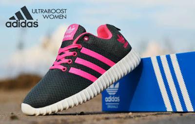 Sepatu Adidas Ultra Boost Women Misty Pink