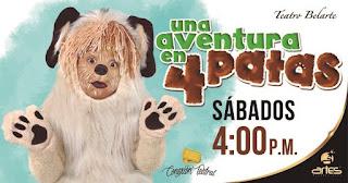 Poster 2 Una Aventura en 4 Patas