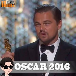 Pocket Hobby - www.pockethobby.com - Quem Se Deu Bem No Oscar 2016