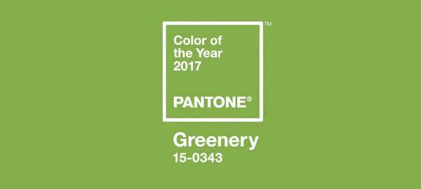 cor de 2017 segundo a pantone
