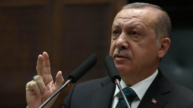 Turquía anuncia el inicio de campaña militar en el norte de Irak