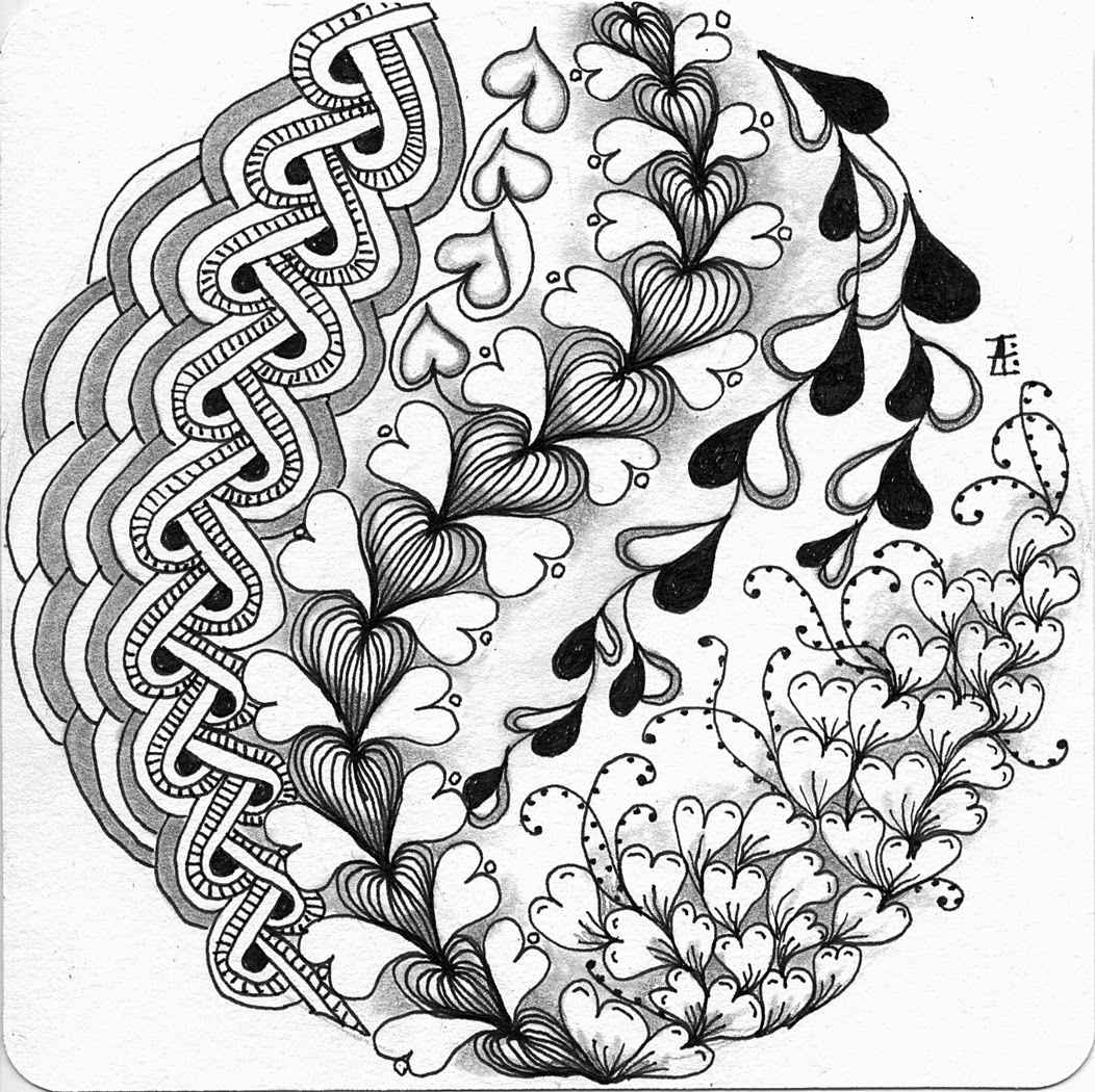 Tickled To Tangle: