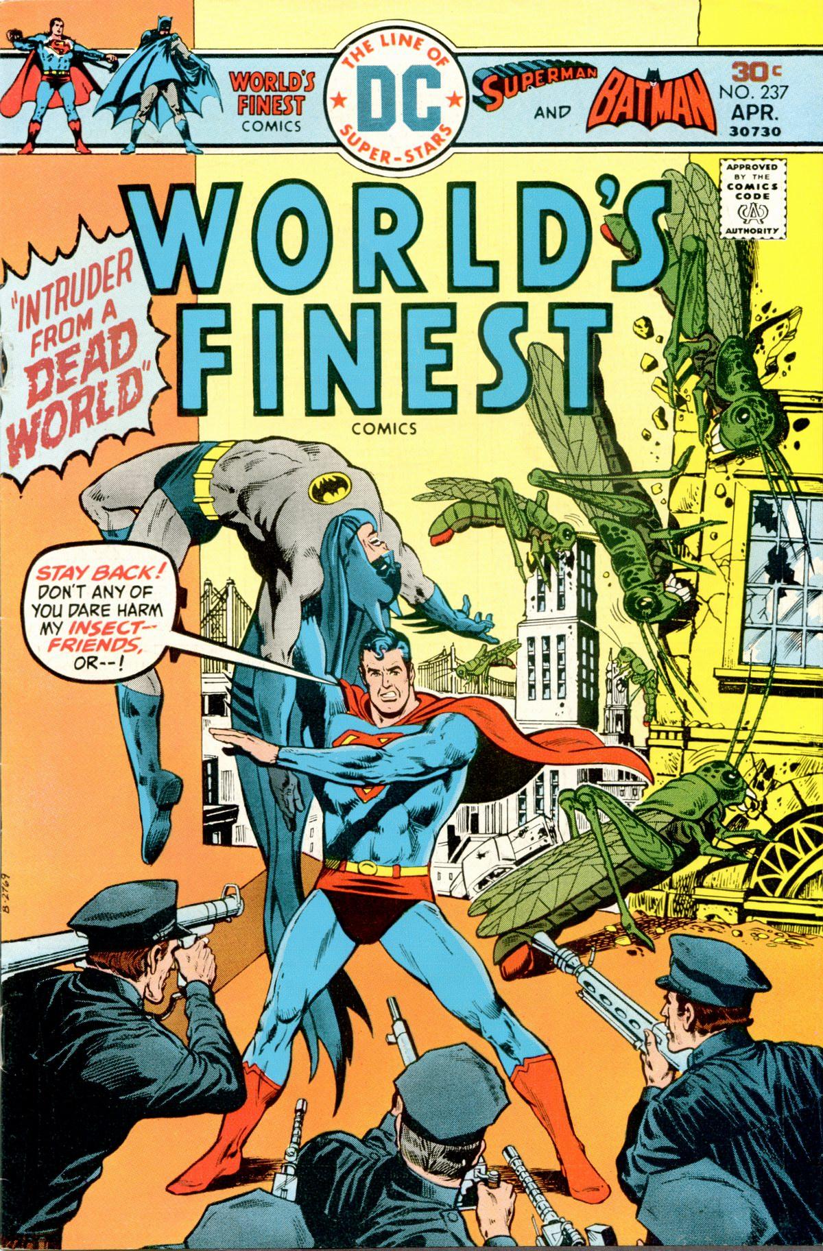 Read online World's Finest Comics comic -  Issue #237 - 1