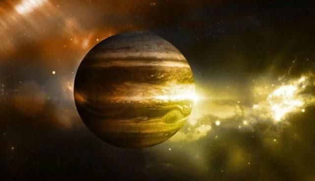 Зоряний вітер нагріває атмосферу Юпітера