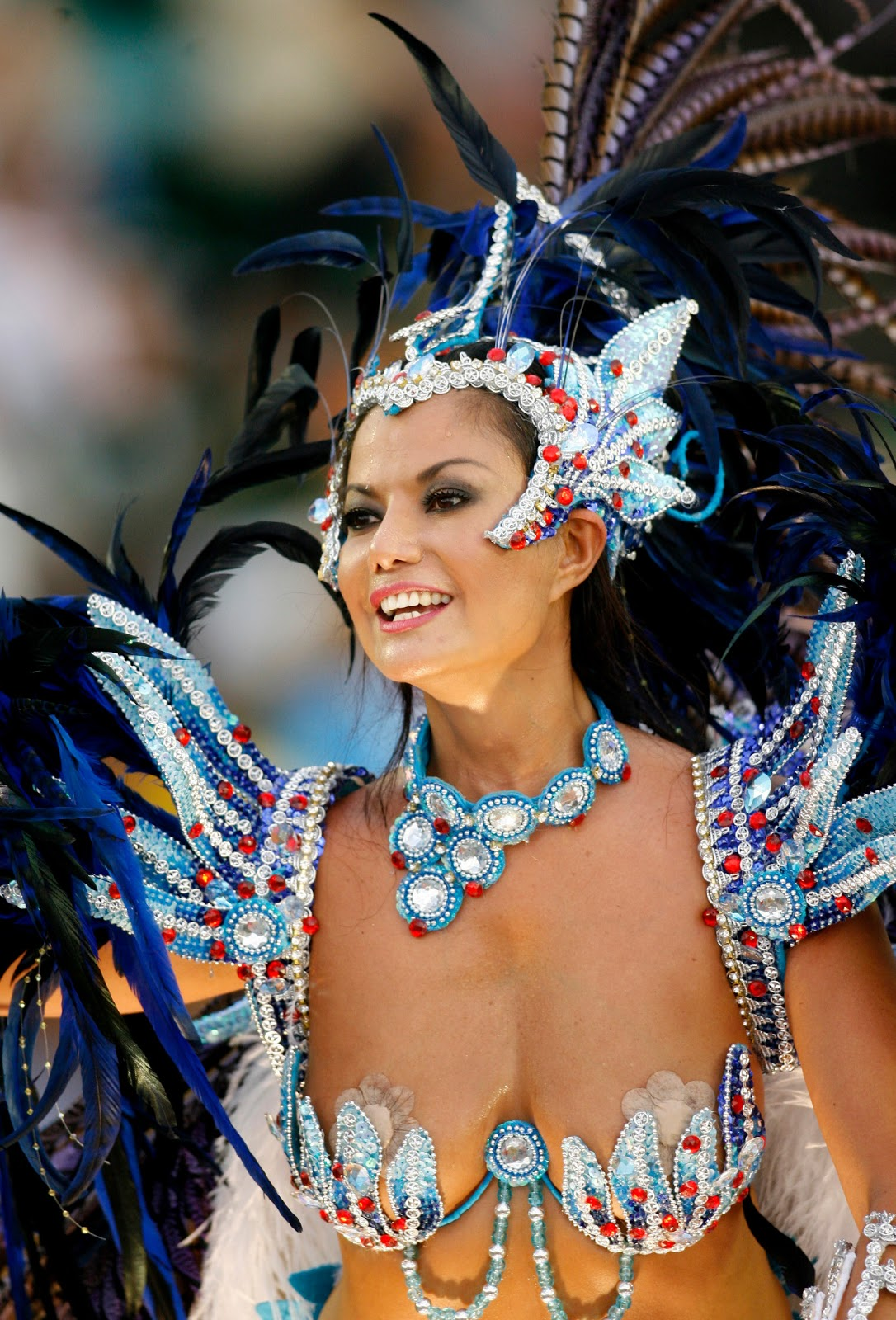 Rio de Janeiro Carnival, Posted on 2nd March 2012