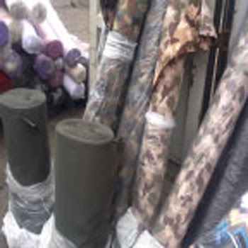 69900 yards military uniform intercepted lagos port