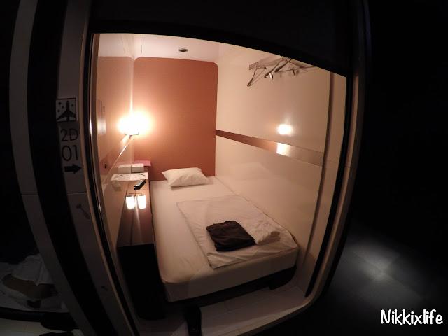 【日本。東京】住宿推介 頭等艙旅館 First Cabin Akihabara Hotel 獨遊的首選! 2