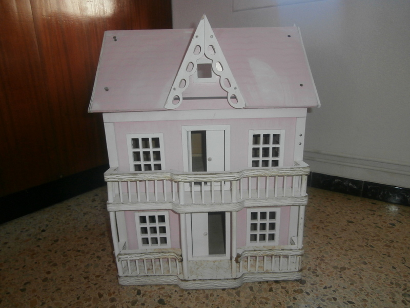 Restauracion casa de mu ecas juguetes antiguos y casas - Restauracion de casas ...