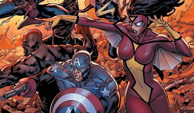 sejarah asal-usul new avengers