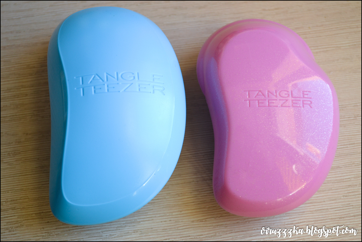 Tangle Teezer The Original Tangle Teezer Salon Elite Сравнение
