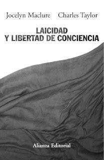 Laicidad y libertad de conciencia · Charles Taylor