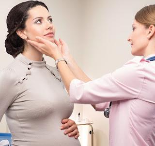 Hamilelikte Guatr Belirtileri ve Tedavisi