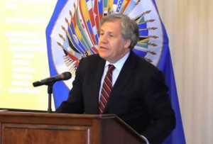 Luis Almagro: Venezuela está creando una generación perdida