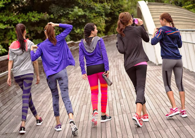 #mygirls Is All in For running, CrazyCool, adidas, #mygirls, running, girls in Asia, Fay Hokulani, Ana Tatlonghari, Si Phitsinee Tanwiboon, Maria Selena, nguyen Thi Kim Dung,