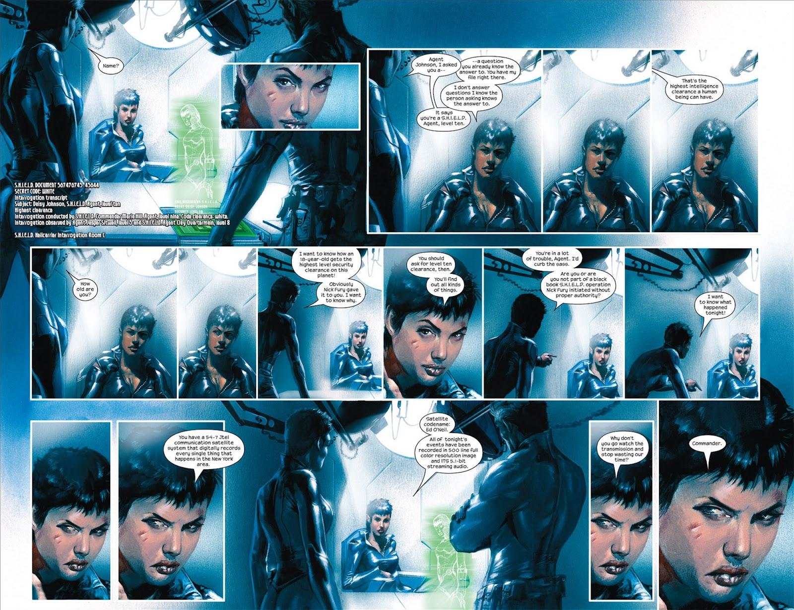 Read online Secret War comic -  Issue #5 - 5
