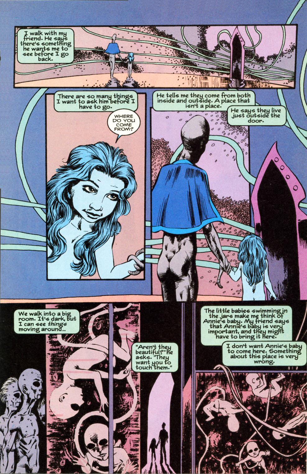 Read online Animal Man (1988) comic -  Issue #84 - 17