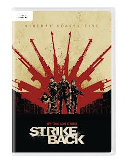 Strike Back: Season Five DVD Review